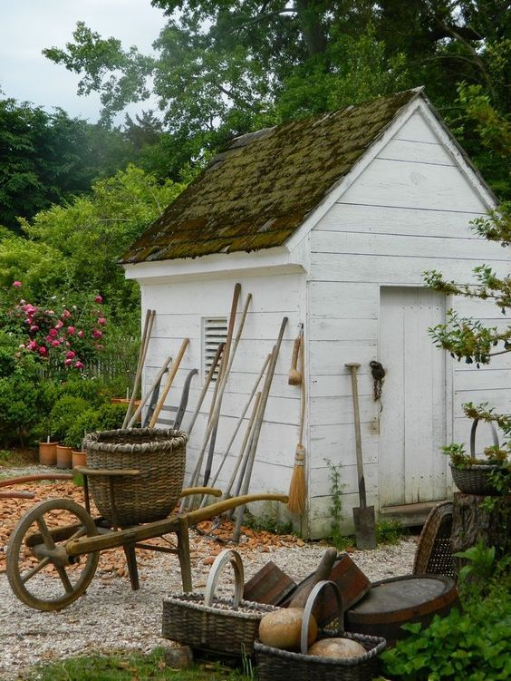 Outdoor Shed Ideas