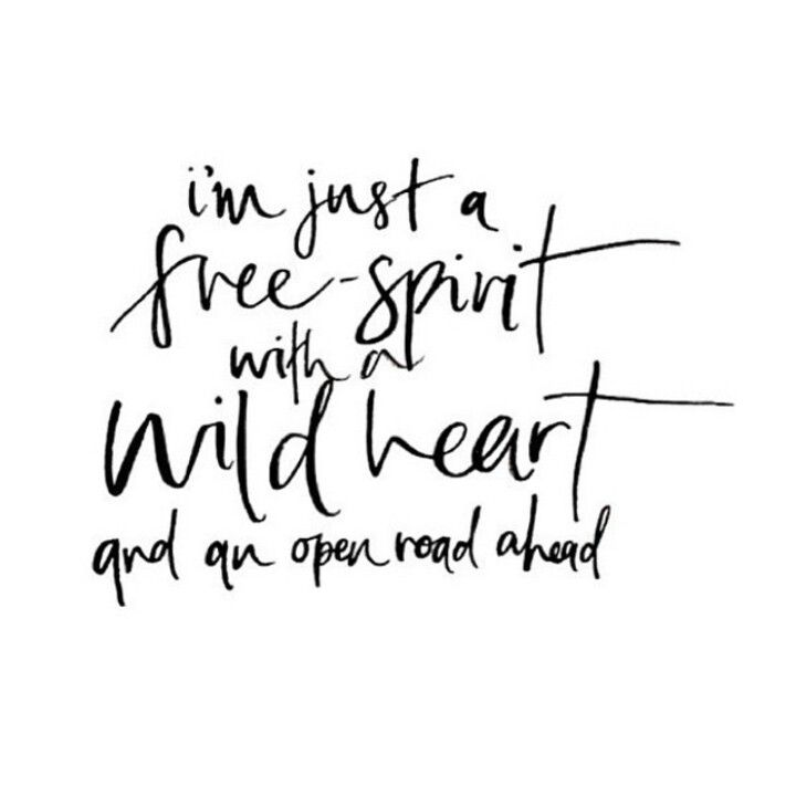 Free Spirited Soul Quotes