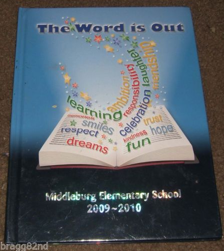 2009-2010 MIDDLEBURG ELEMENTARY SCHOOL Florida FL YEARBOOK ...