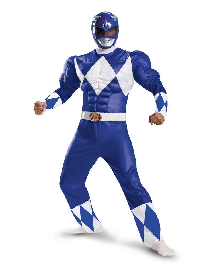 Red Power Ranger Megaforce Costume