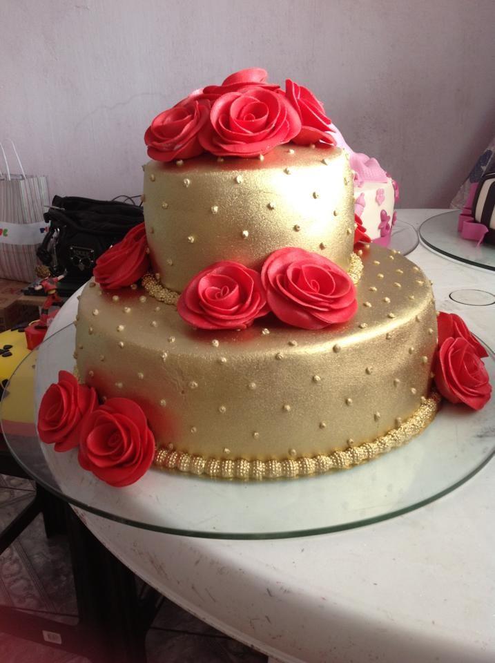 Fake Wedding Cakes