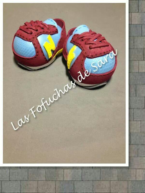 Converse Baby Shoe Favor Made Foam