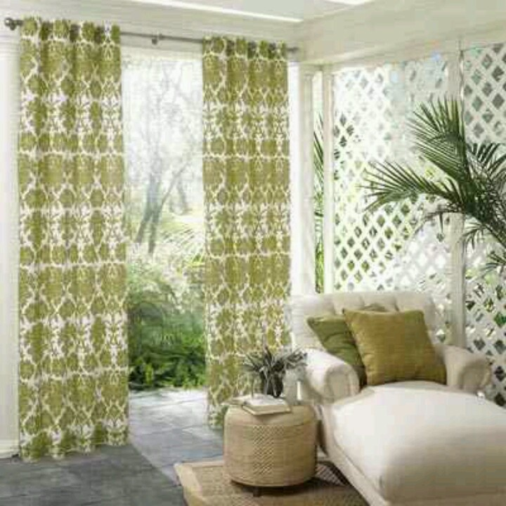 Privacy Curtains For Around Pool Diy Pinterest Pools