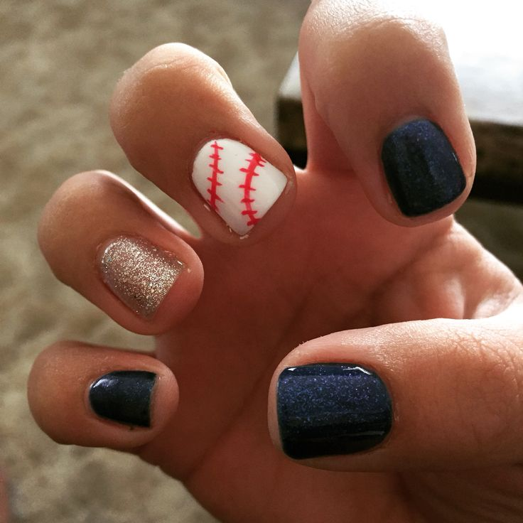 - Nail Designs For Softball Players