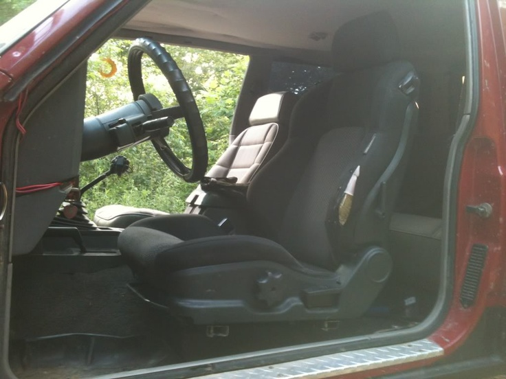 Jeep Cherokee Xj Interior Mods