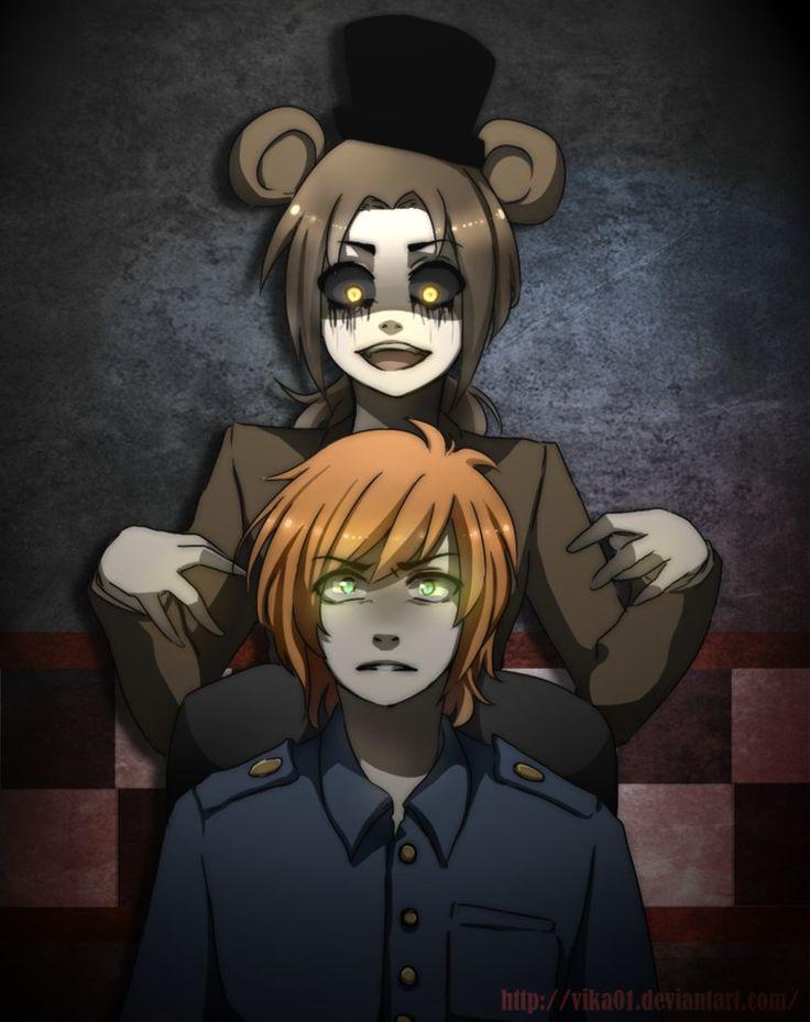 12 Pole Bear Fazbear Freddy