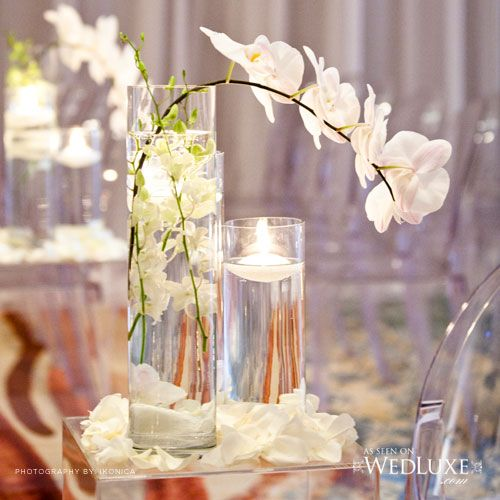 Christmas Decorations Wedding Reception