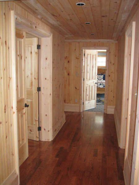 Modern Cabin Decor