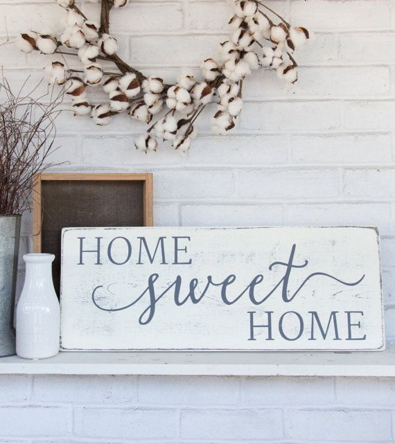 Home Accessories Signs