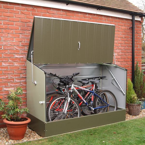 Garden Lockers Storage