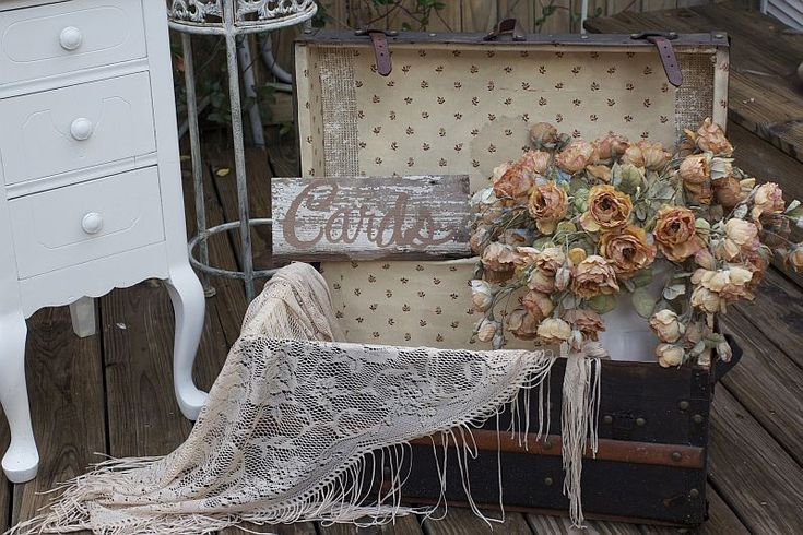 Decorations Ideas Rustic Wedding And