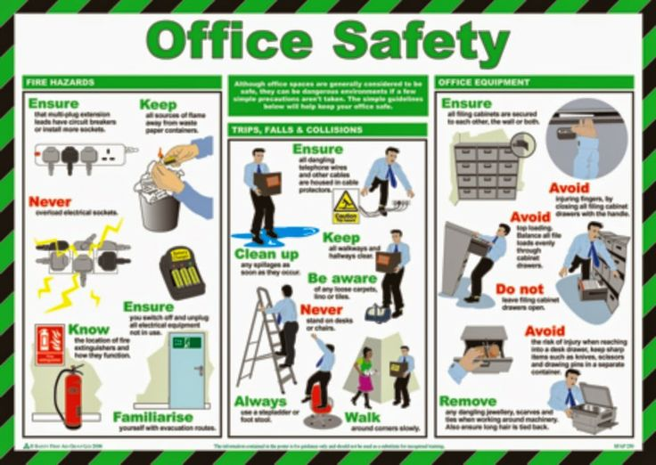 Office Security Policy
