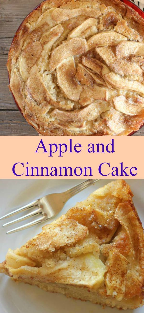 Very Easy Apple Cake