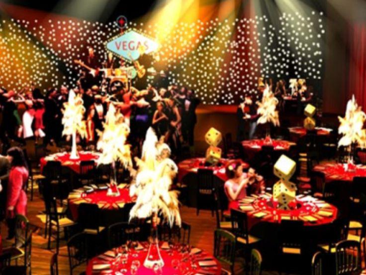 Vegas Themed Weddings Uk