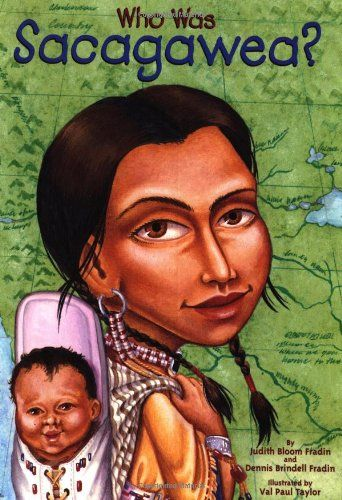 Sacagawea Lewis Want Baby