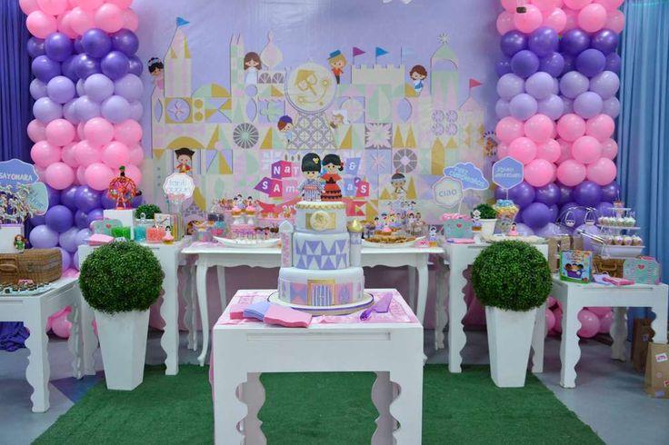 Small Birthday Party Ideas