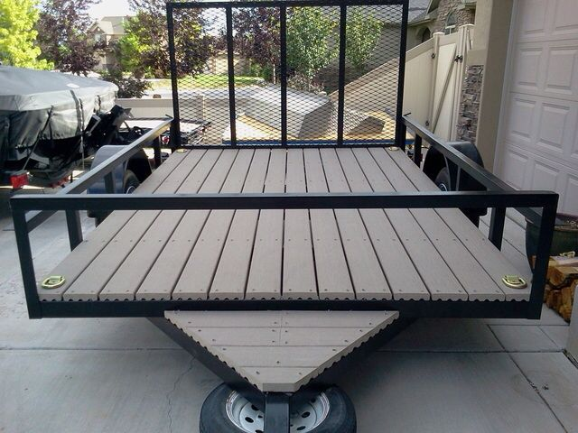 Small Campers Atv Deck
