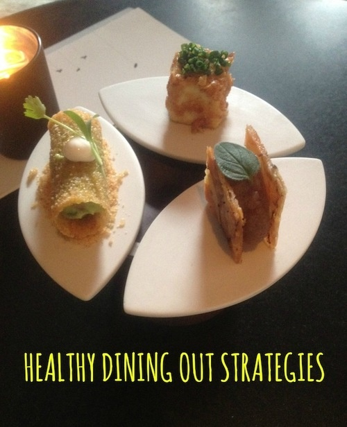 Eating Out Healthy Options Austin