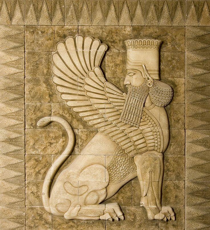 Sumerian Mythical Creatures
