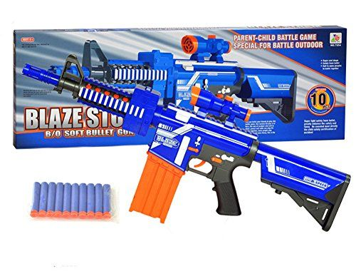 Nerf Gun Mega Sniper Rifle