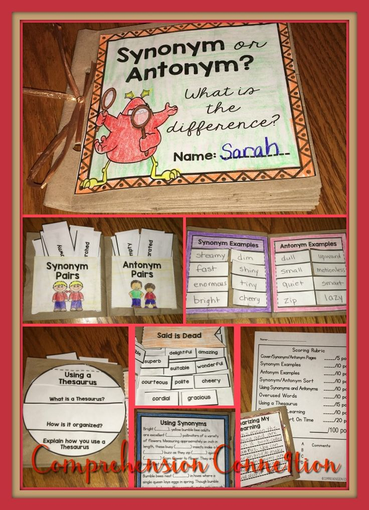 1000+ ideas about Synonyms And Antonyms on Pinterest ...