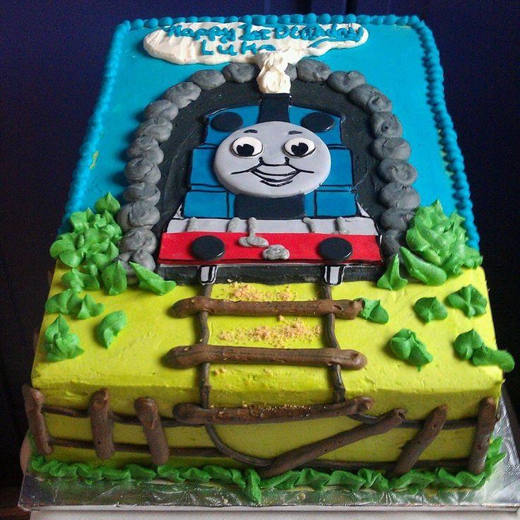Thomas Train Birthday Cake Kroger