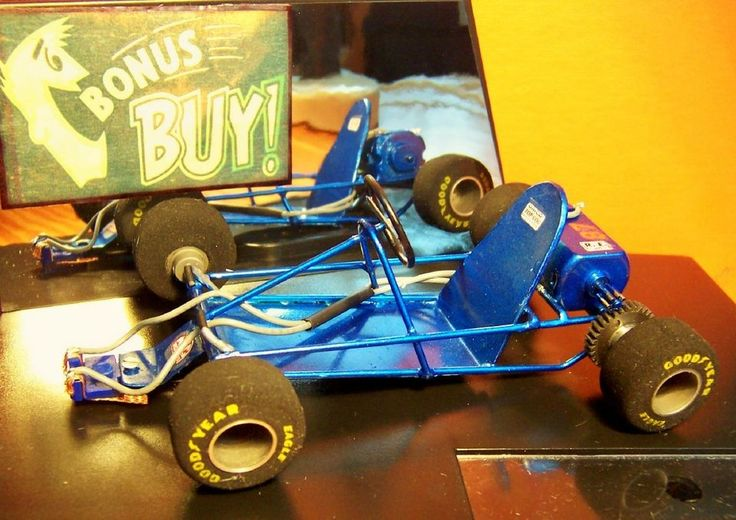 Car Drag Slot Rc Racing
