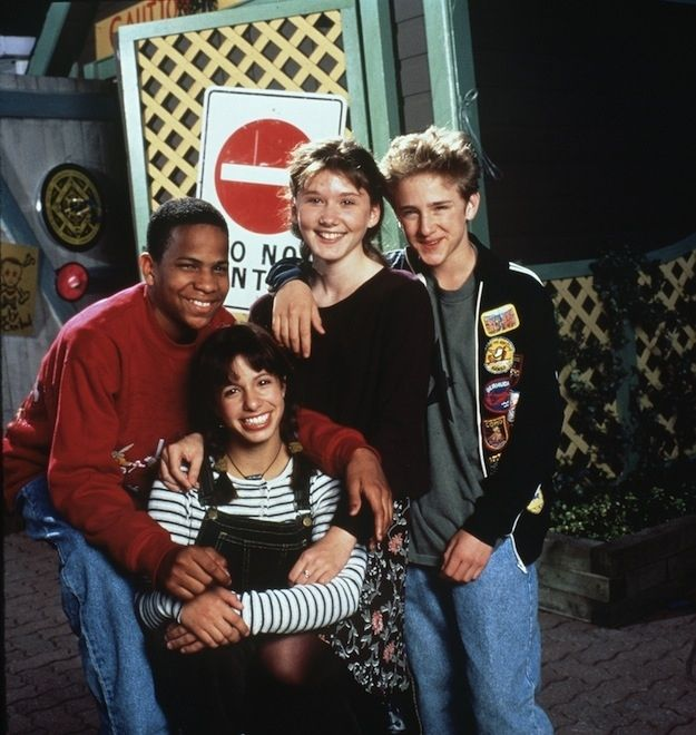 Flash 90s Tv Series