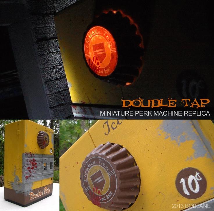 Tap Black 2 Ops Perk Cola Double 2