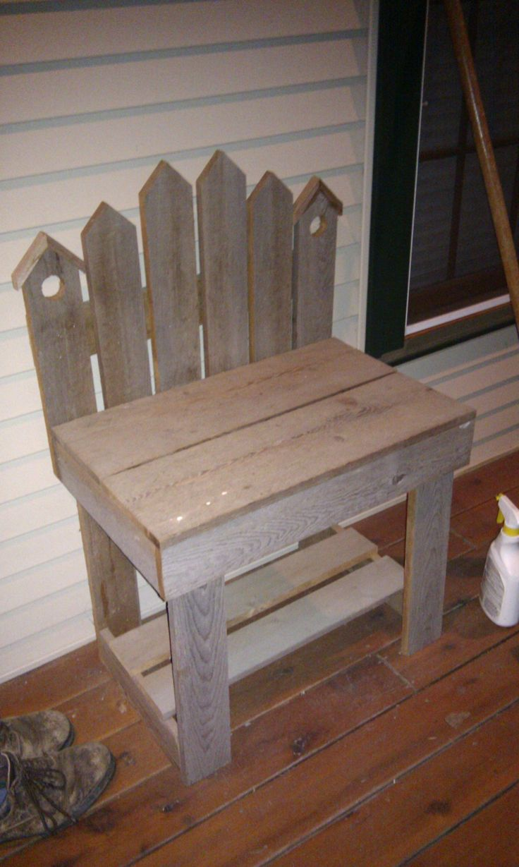 Small Crafts Made Pallets