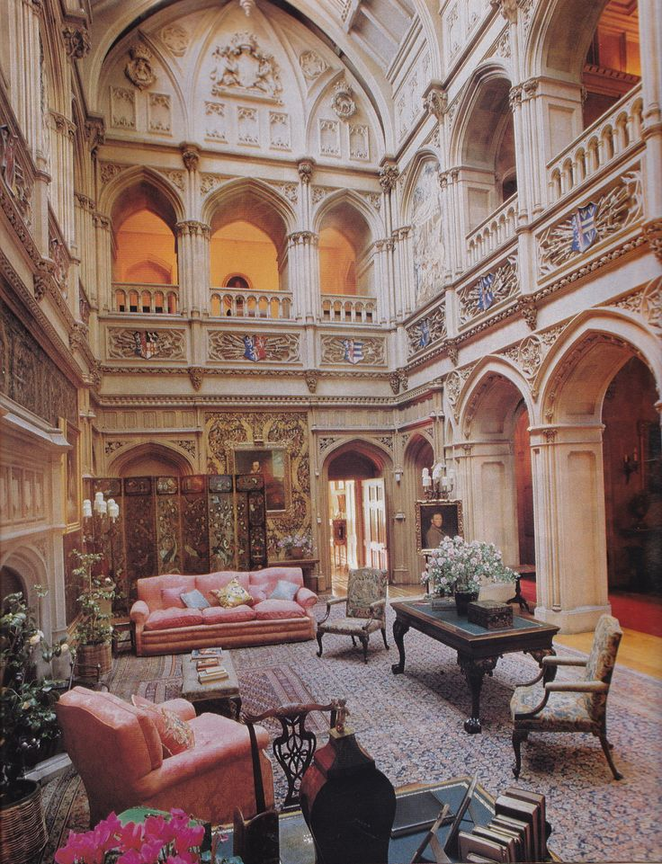 Home Country English Interiors