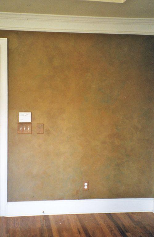 Faux Parchment Wall Paint Images Decorative Borders A
