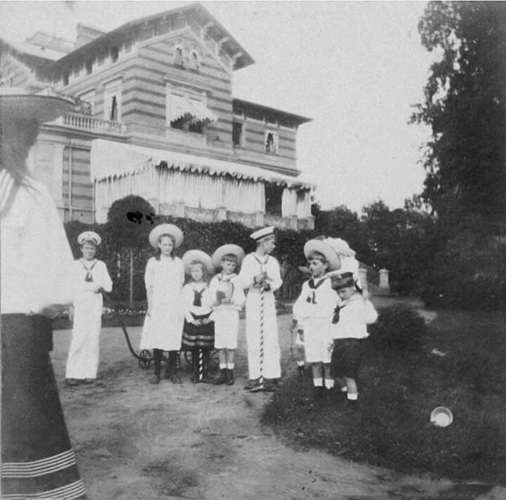 Czar Romanovs Belongings