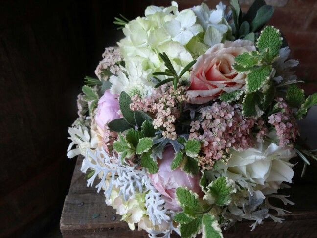 Autumn Bridal Bouquets