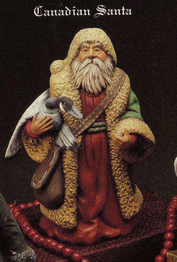 Claus Santa Figurines Decorations