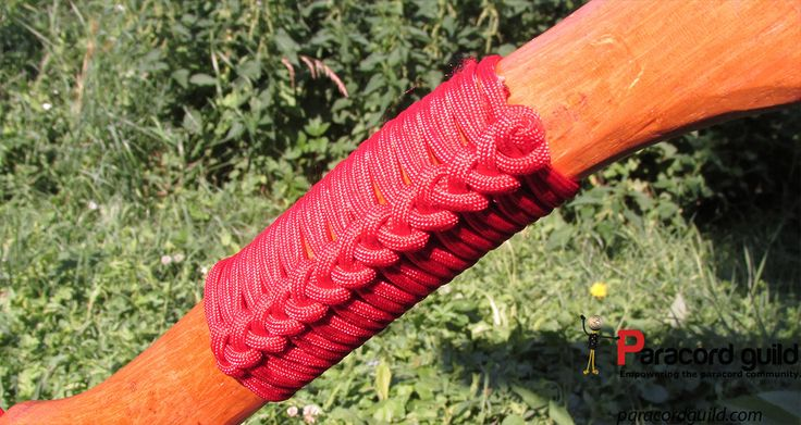 Paracord Axe Handle Wrap