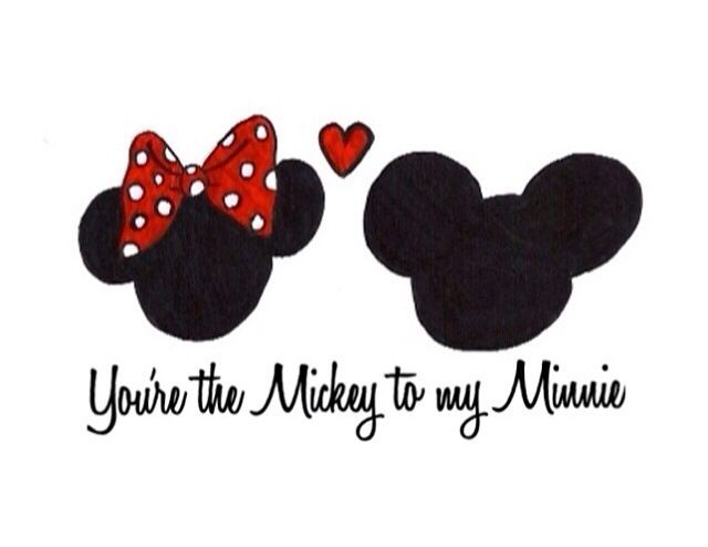 Mickey Mouse Quotes About Love
