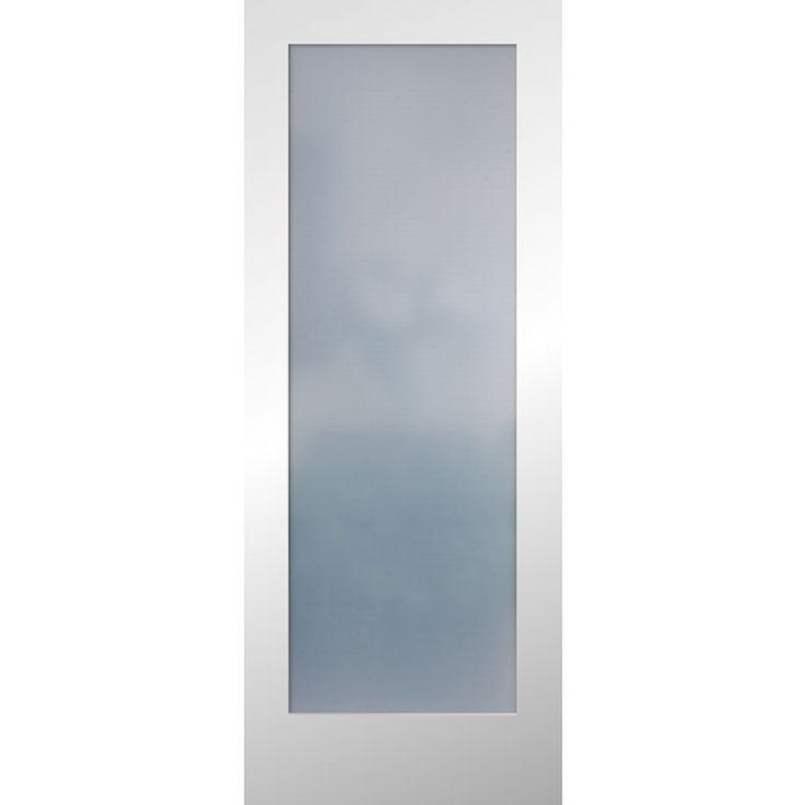 Bored Interior Slab Door