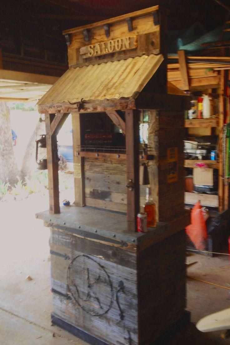 Back Porch Saloon Menu