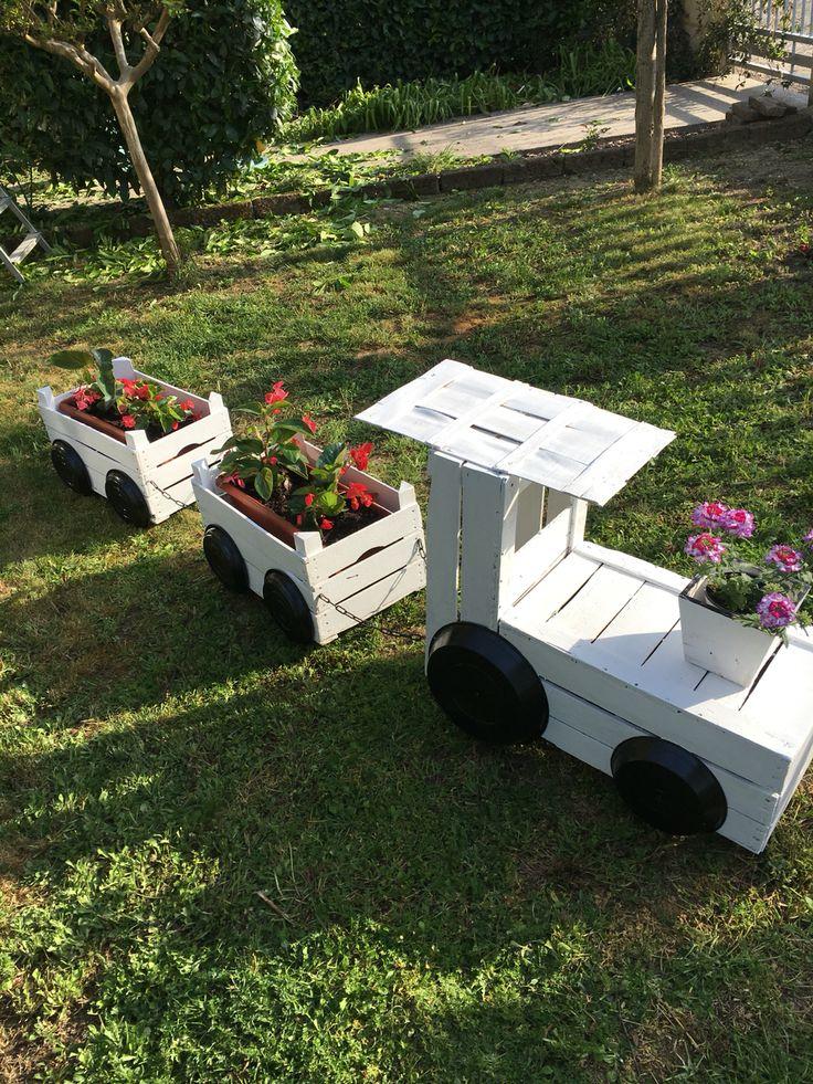How Make Vertical Pallet Garden