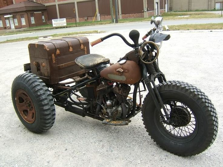 25 Best Images About Badass Trikes On Pinterest