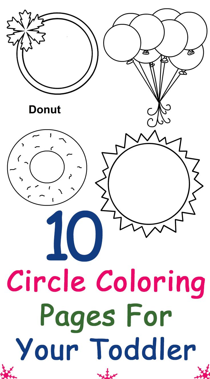Top 25 free printable circle coloring pages online, i love usa coloring pages