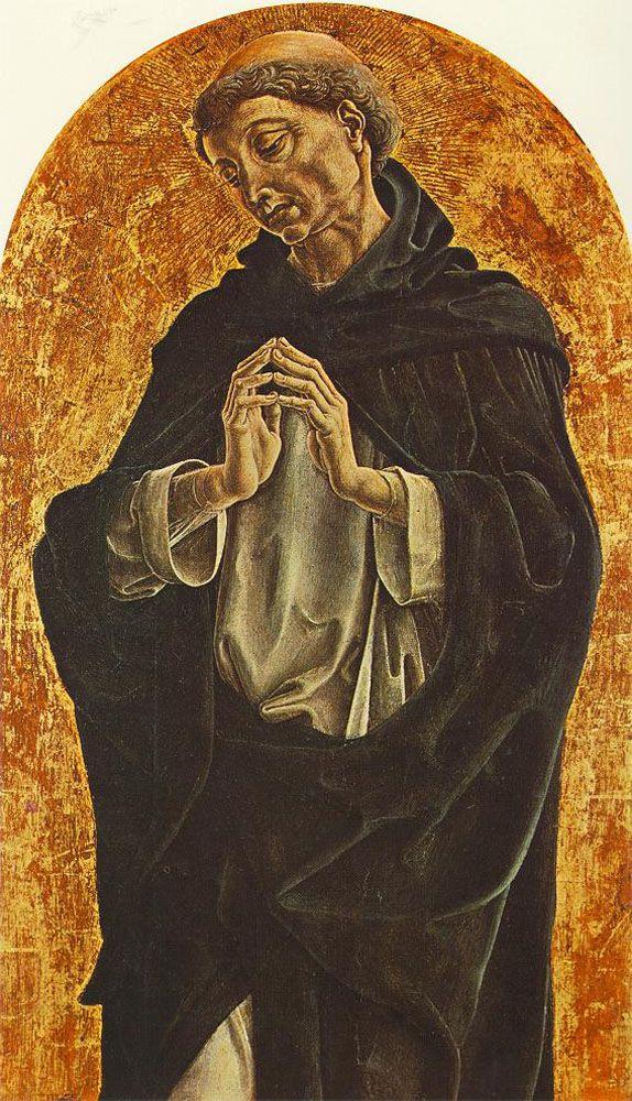 St Are Catherine Siena Symbols What