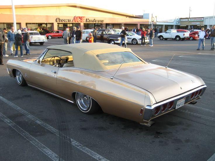 68 Impala Custom Coupe Lowrider