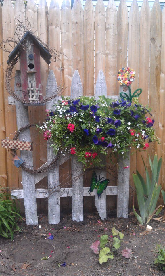 Pinterest Country Yard Decor
