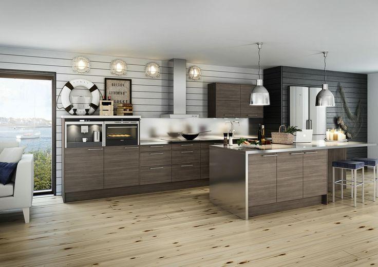 Ikea Kitchen Voxtorp Walnut