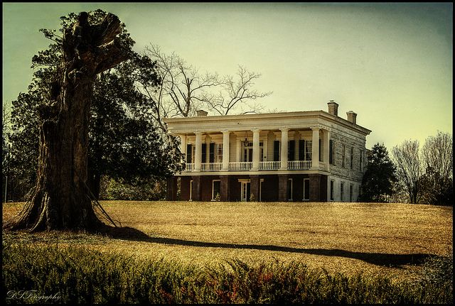 Old Southern Mansions Georgia Abandoned