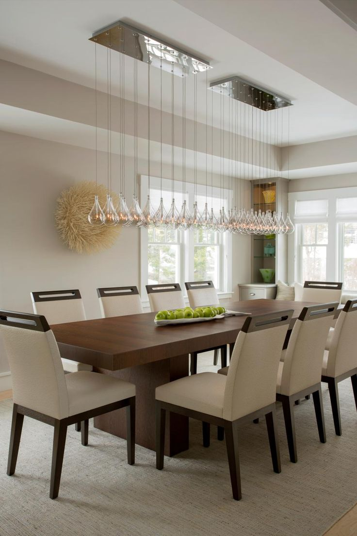 Modern Dining Room Table