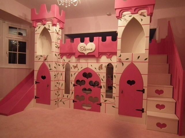 Princess Castle Bed 163 2 200 00 Ellan Pinterest Best