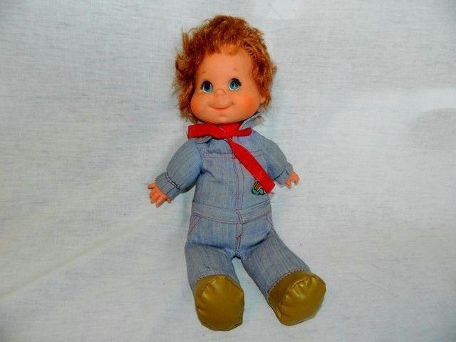 Beans Mattel Doll Baby